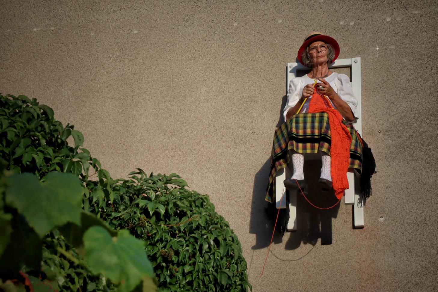 x-times people chair, ANGIE HIESL iROLAND HEISER. Autor zdjęcia: Bartek Cieniawa