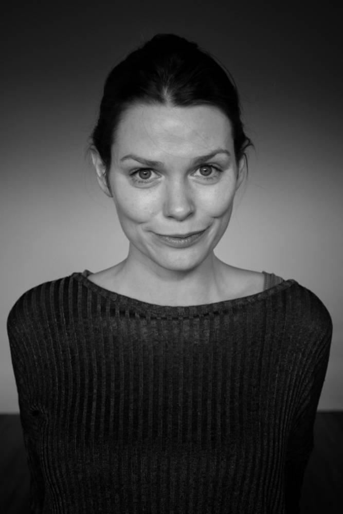Magdalena Woleńska, fot.Bartek Cieniawa, luty, 2021