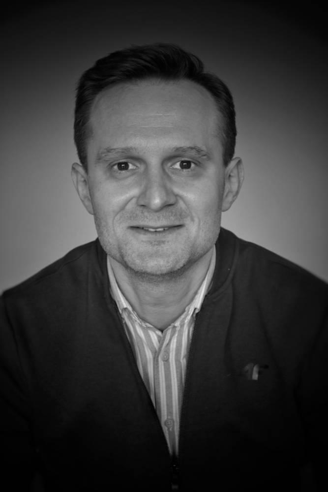 Paweł Kumięga, fot.Bartek Cieniawa, luty, 2021