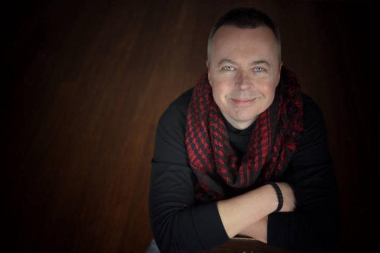 Paweł Szumiec, reżyser spektaklu Słoneczni Chłopcy, fot.Bartek Cieniawa