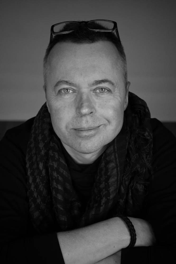 Paweł Szumiec, fot.Bartek Cieniawa, luty, 2021