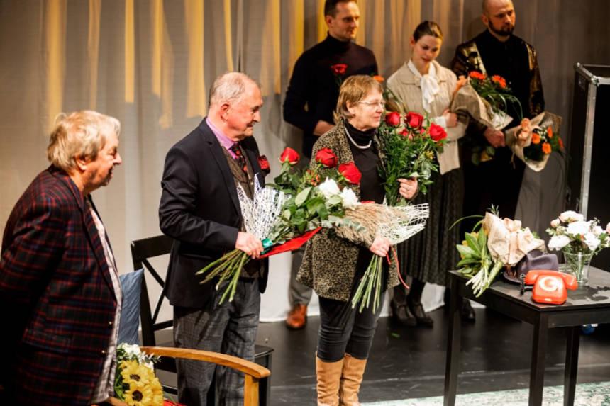 Teatr KTO, SŁONECZNI CHŁOPCY, fot. Norbert Burkowski