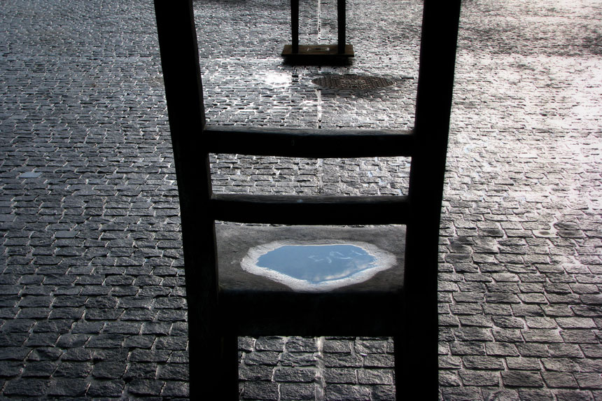 Bohaterów Getta Square, Krakow, photo Bartek Cieniawa