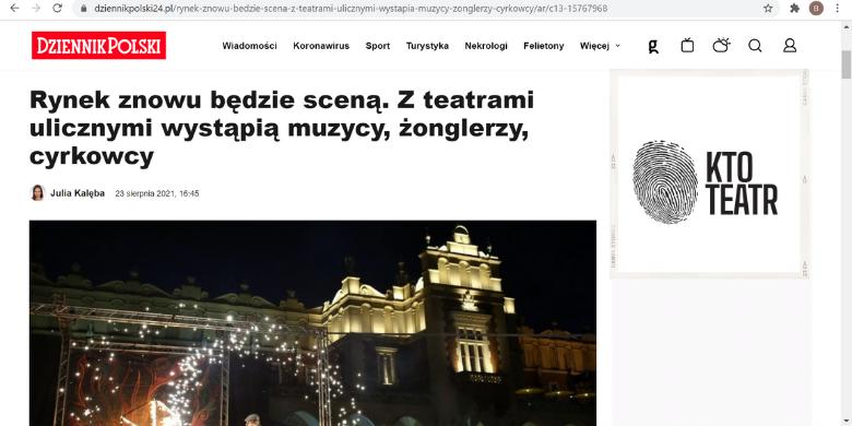 Dziennik polski_ulica