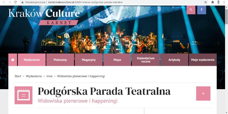Kraków_Culture_Parada_Teatralna_KTO