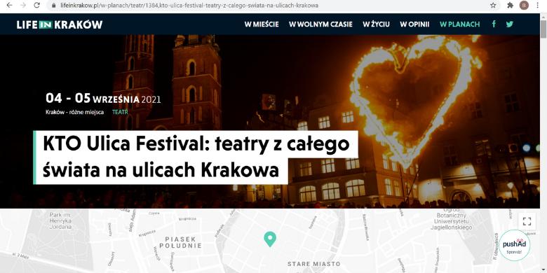 Life in Kraków_ulica