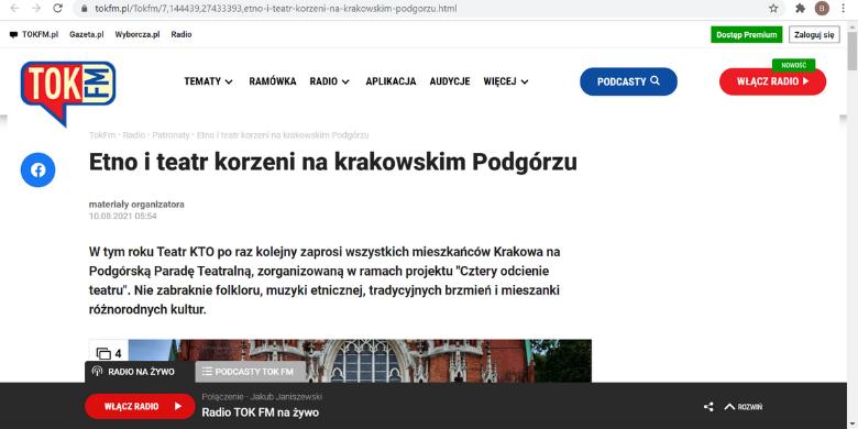 TOK_fm_Podgórska_Parada_Teatralna