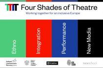 Four Shades ofTheatre, design byWitold Siemaszkiewicz